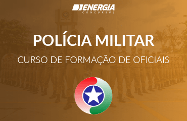 Polícia Militar de SC - CFO