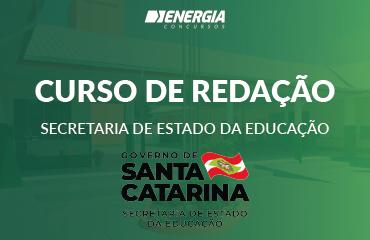 Curso de Redação - Secretaria de Estado da Educação