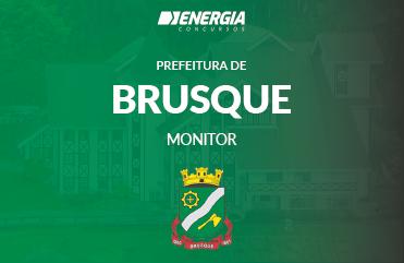 Prefeitura de Brusque - Monitor