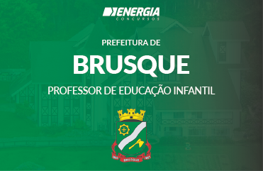 Prefeitura de Brusque - Professor de Educação Infantil