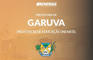Prefeitura de Garuva - Professor de Educação Infantil