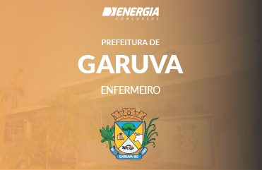 Prefeitura de Garuva - Enfermeiro