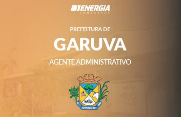 Prefeitura de Garuva - Agente Administrativo