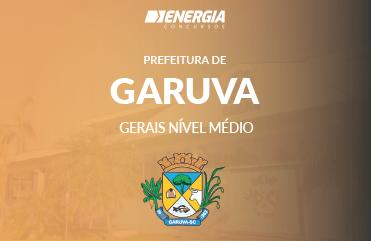 Prefeitura de Garuva - Gerais nível médio