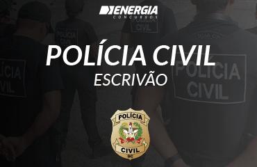 Polícia Civil - Escrivão