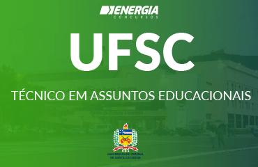 UFSC - Técnico em Assuntos Educacionais