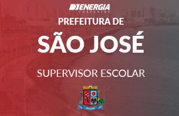 Prefeitura Municipal de São José - Supervisor Escolar