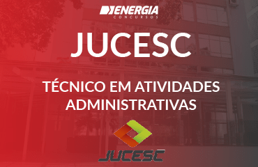 JUCESC - Técnico em Atividades Administrativas