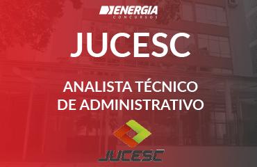 JUCESC - Analista Técnico Administrativo