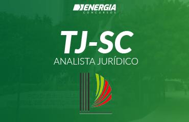 Tribunal de Justiça de SC - Analista Jurídico