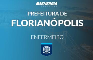 Prefeitura Municipal de Florianópolis - Enfermeiro