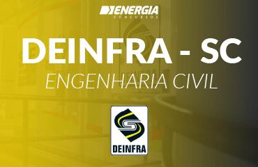 DEINFRA SC - Engenharia Civil
