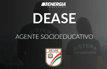 DEASE - Agente Socioeducativo