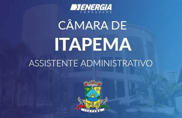 Câmara de Itapema - Assistente Administrativo
