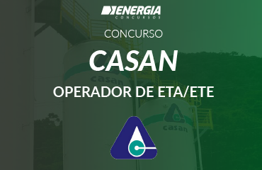Casan - Operador de ETA/ETE