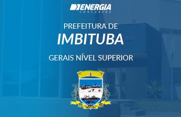 Prefeitura de Imbituba - Gerais nível superior