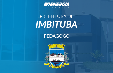 Prefeitura de Imbituba - Pedagogo