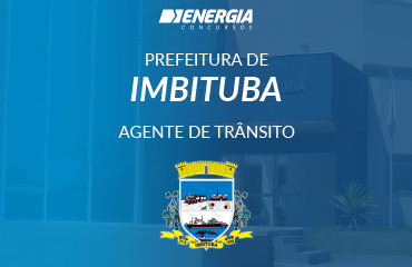 Prefeitura de Imbituba - Agente de Trânsito