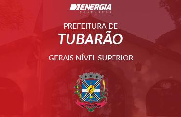 Prefeitura de Tubarão - Gerais nível superior