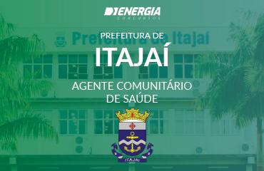 Prefeitura de Itajaí - Agente Comunitário de Saúde