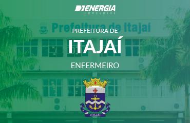 Prefeitura de Itajaí - Enfermeiro