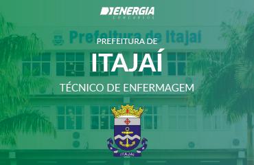 Prefeitura de Itajaí - Técnico de Enfermagem