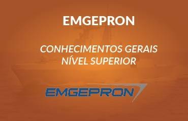 EMGEPRON - Conhecimentos Gerais nível superior