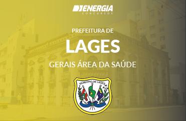 Prefeitura de Lages - Gerais área da saúde