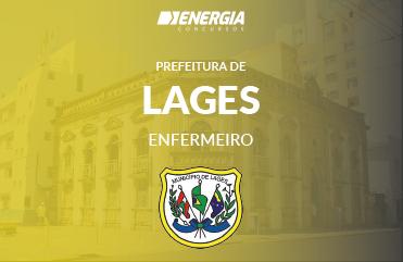 Prefeitura de Lages - Enfermeiro