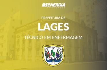 Prefeitura de Lages - Técnico em Enfermagem