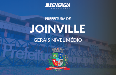 Prefeitura de Joinville - Gerais nível médio