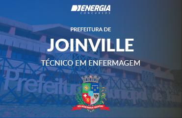 Prefeitura de Joinville - Técnico em Enfermagem