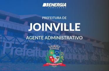 Prefeitura de Joinville - Agente Administrativo