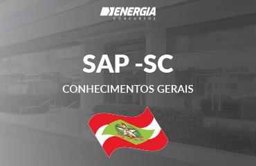 SAP - SC - Conhecimentos Gerais