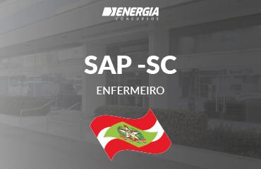 SAP - SC - Enfermeiro
