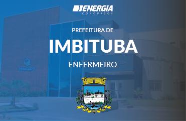 Pref. de Imbituba - Enfermeiro