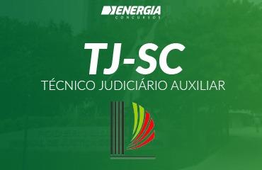 Tribunal de Justiça de SC - Técnico Judiciário