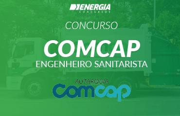COMCAP - Engenheiro Sanitarista