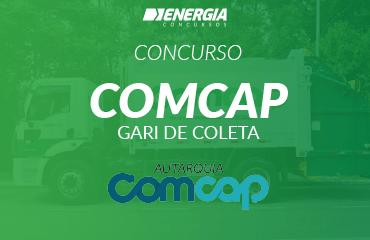 COMCAP - Gari de Coleta
