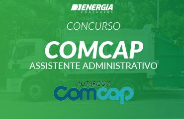 COMCAP - Assistente Administrativo