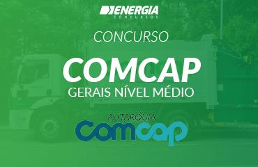 COMCAP - Gerais nível médio