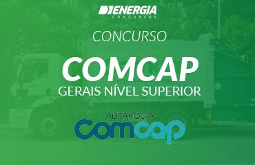 COMCAP - Gerais nível superior